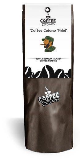 Кофейный бленд Cubano Fidel