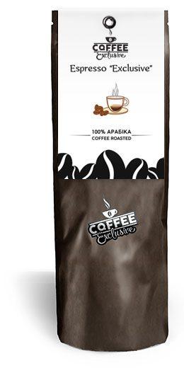 Кофейный бленд Espresso Exclusive арабика