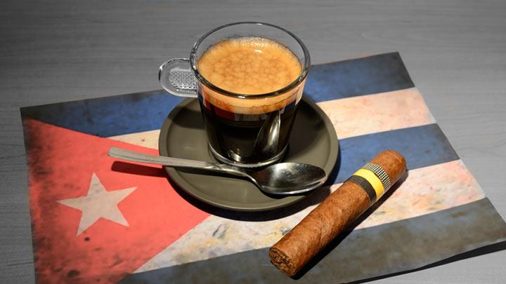Кофейный бленд Coffee Cubano Fidel арабика