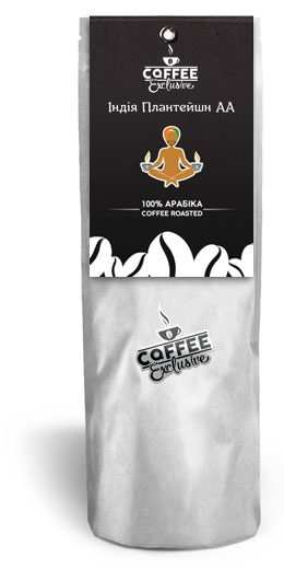 Кофе Индия Плантейшн АА арабика