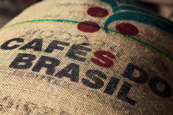 Кофе Бразилия Сантос арабика