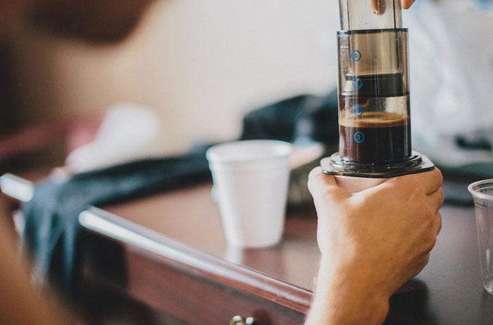 Аэропресс (AeroPress) - альтернативный способ приготовления кофе