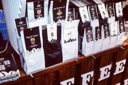 Співпраця з чайно-кавовими магазинами. Кава для магазинів кави та чаю.