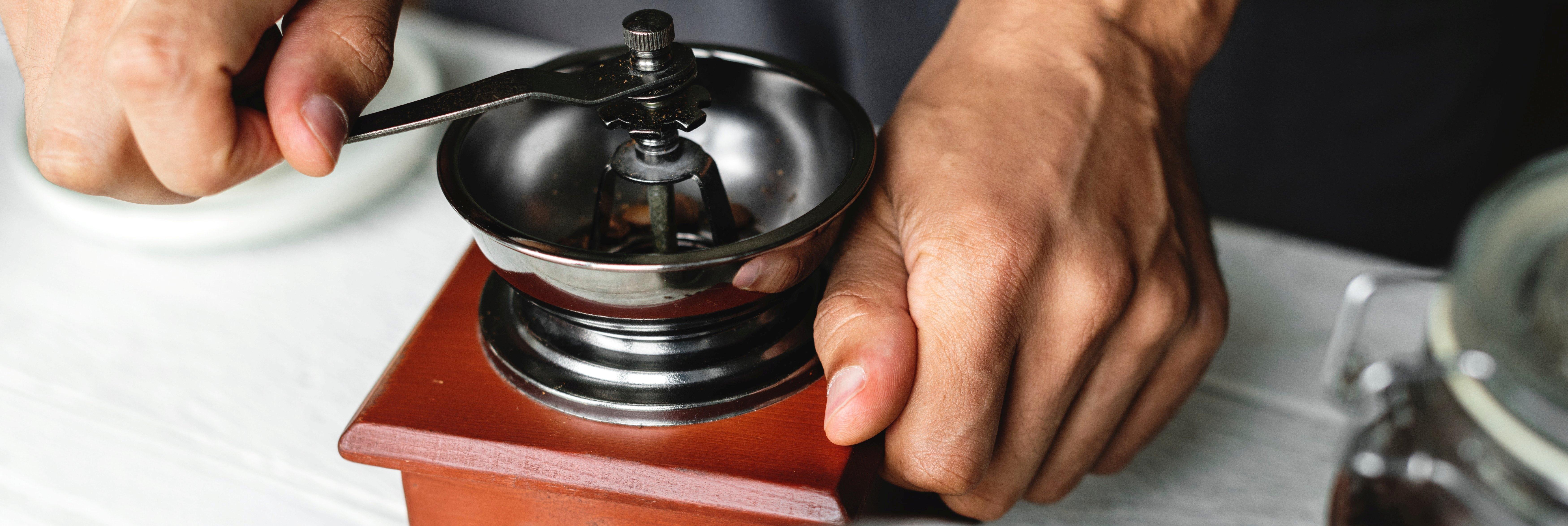 coffee grinder, кофе, молотый