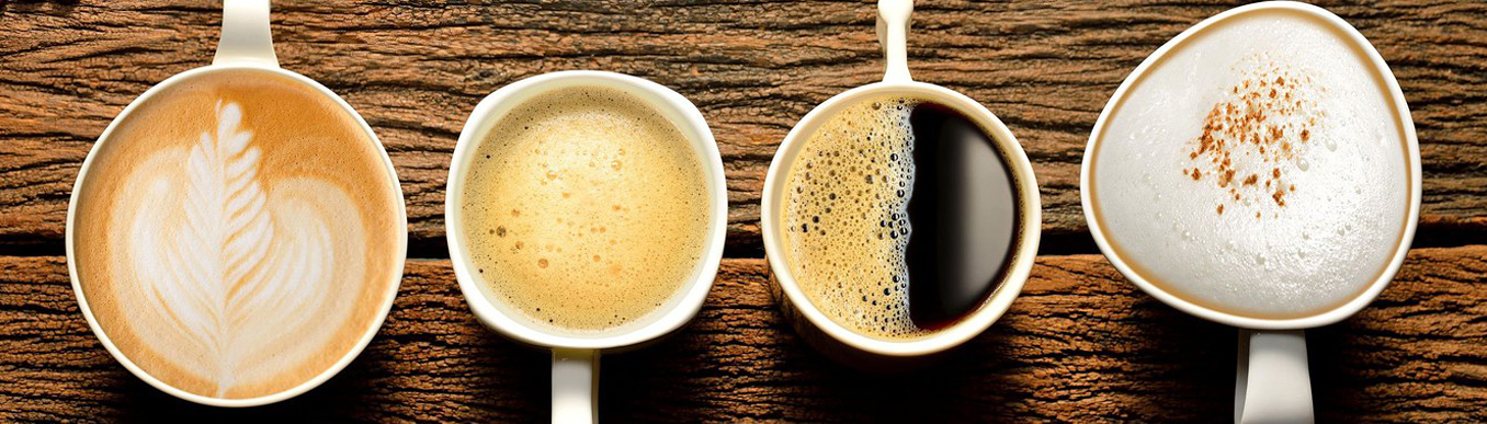 Классические напитки из кофе свежей обжарки: история